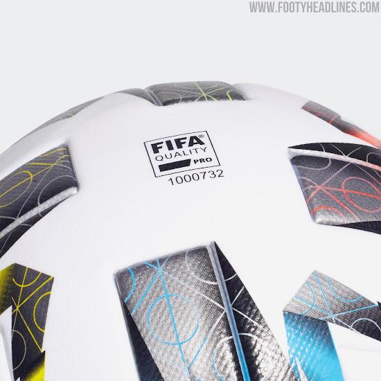 Adidas Uefa Nations League 2020 2021 Ball Released Footy Headlines