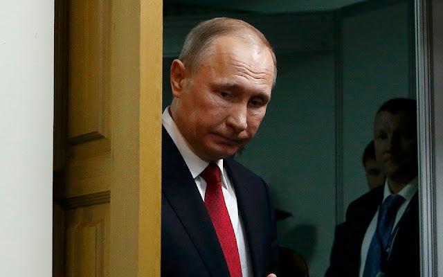 Putin presidente da Rússia