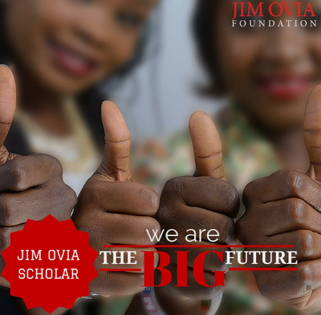 Jim Ovia Foundation now receives entries for the 2019/2020 MUSTE scholarships application