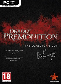 Deadly Premonition The Directors Cut Deluxe Edition-PROPHET