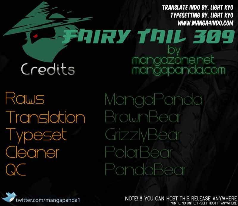 22 Fairy Tail 310   Negara Kami