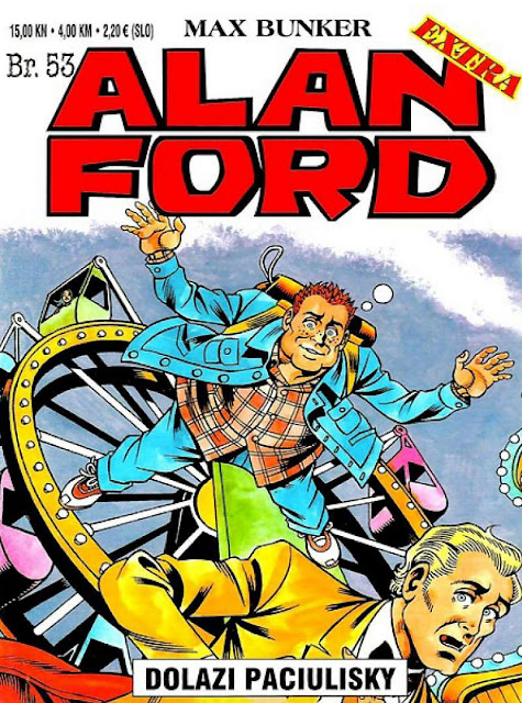 Dolazi Paciulsky - Alan Ford