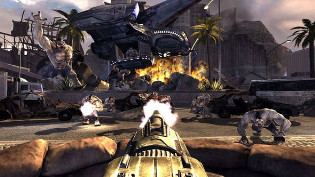Duke Nukem Forever PC Games Gameplay