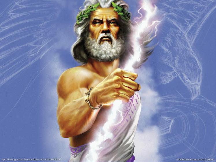The greek godzeus essay