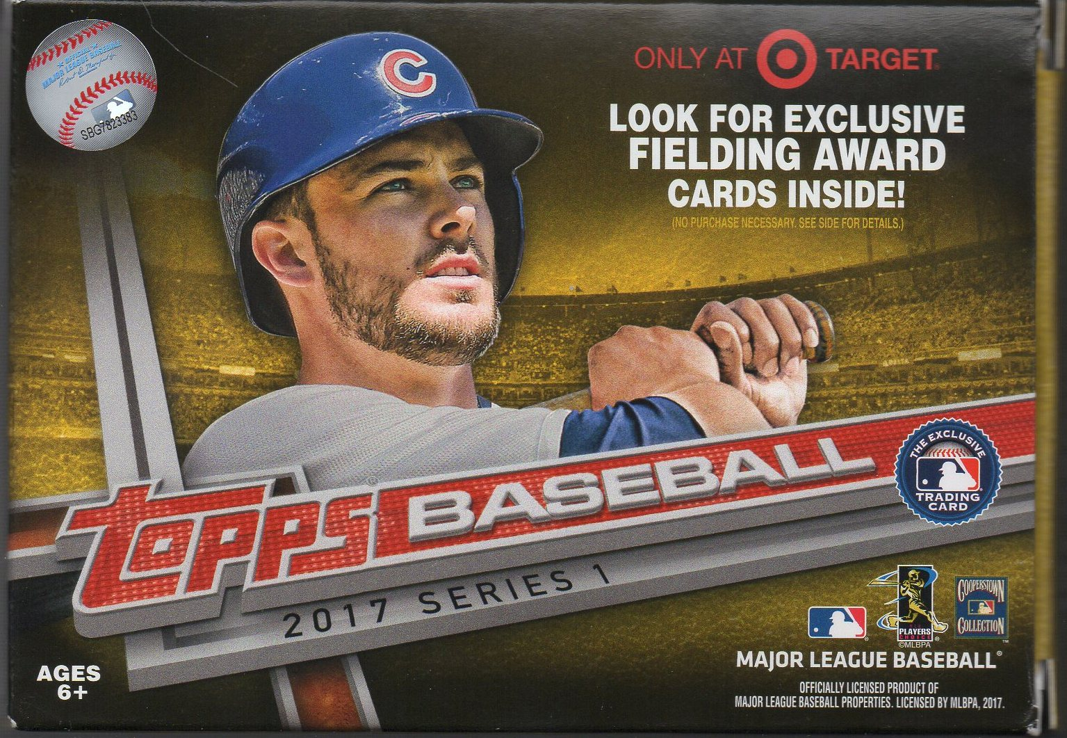 A Pack To Be Named Later 2017 Topps Series 1 Baseball
