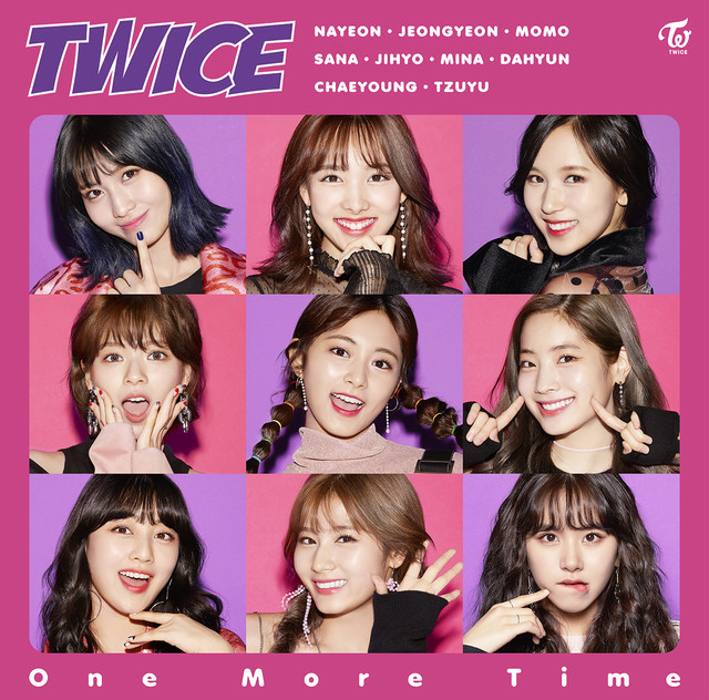 TWICE , One More Time 歌詞