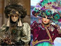 Fotos de máscaras de carnaval