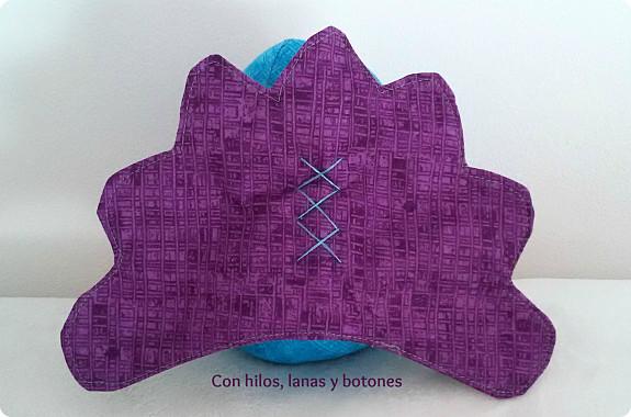 Con hilos, lanas y botones: Tully the Turkey (Sweetbriar Sisters pattern)