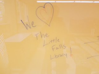 We [heart] the Little Falls Library