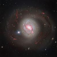 Spiral Galaxy Messier 77