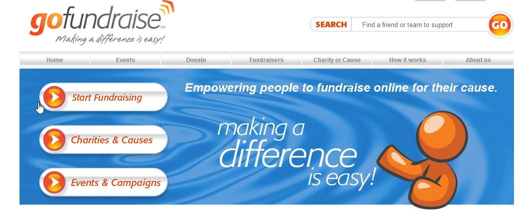 CHARITIES TO SUPPORT