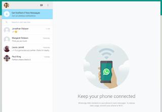 Tips Menggunakan Whatsapp di Laptop
