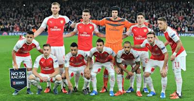 Daftar Skuad Pemain Arsenal 2015-2016