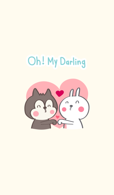 Oh! My Darling : I love You