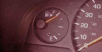 Indicador de gasolina