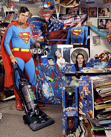 ©Gregg Segal - Super Heroes at Home | LasMilVidas