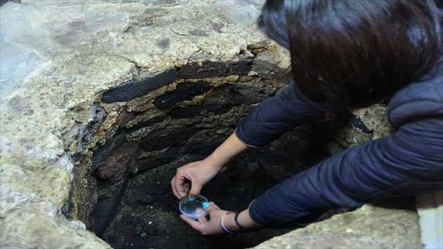 Hallan en México nuevo sacrificio infantil a dioses aztecas