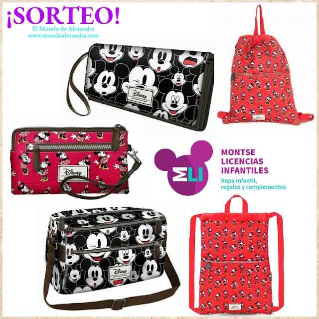 artículos Minnie y Mickey