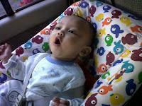 Child Car Safety - Aku dan sabuk pengamanku