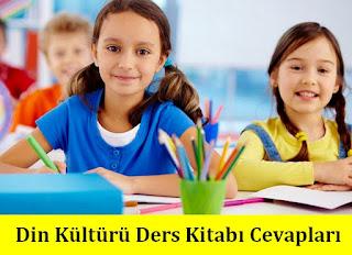 5. Sınıf Din Kültürü Tutku Yayınları Ders Kitabı Cevapları