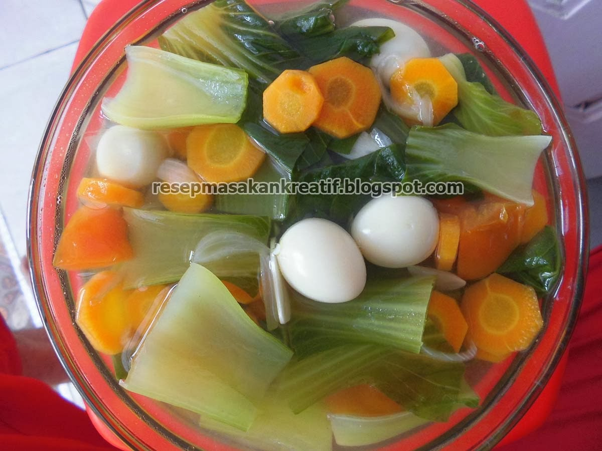 Kalau kamu cari berbagai variasi resep resep masakan telur kamu bisa