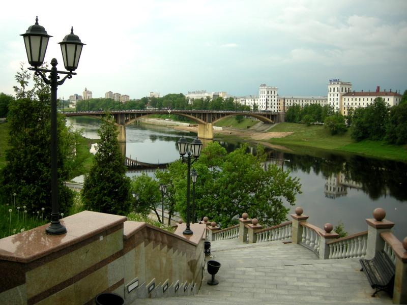 Витебск Двина