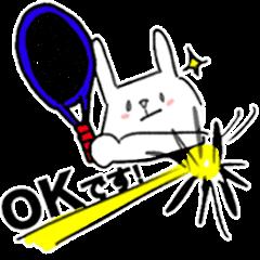 tennisRabbit