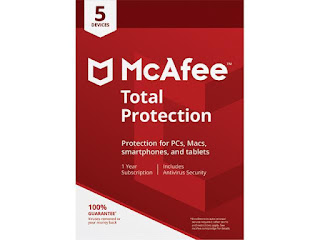 McAfee Total Protection 2018 Download and Review