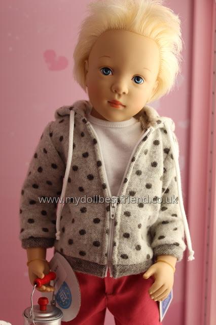 Finouche Jonas 2016 boy doll