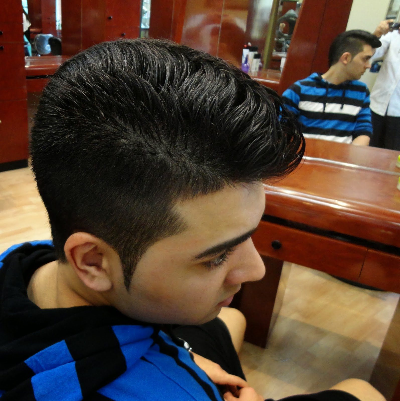 Hair Salon Hairstyles: Best Men's Hair Salon Orange