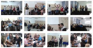 """Professores mediadores e conselheiros tutelares recebem capacitação do Programa """"Crescer sem Violência"""