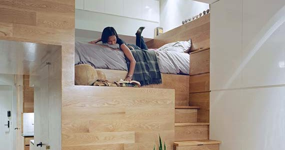 Creative Storage Solutions For Small Apartment Ayanahouse