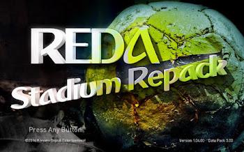 Reda Stadium Pack | Realistic Fog | PES2017 | Released [22.03.2018]