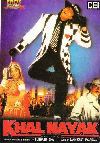 Khalnayak 1993 Hindi 720p WEBRip 1.2GB