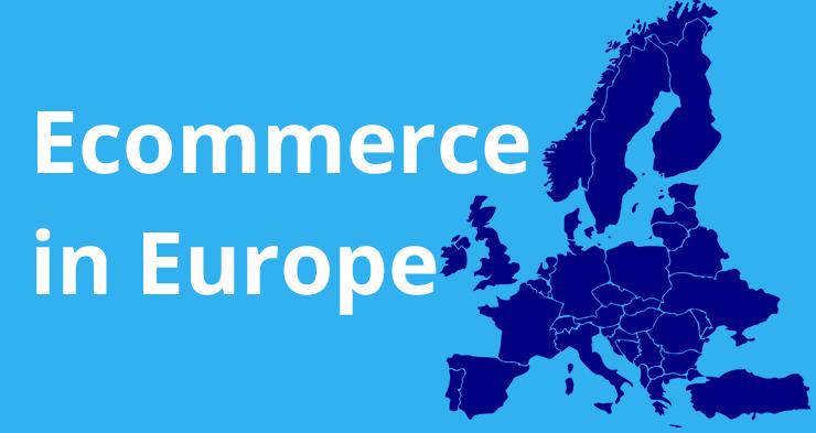 數字看歐洲電商:市場增溫成長5%,北歐人最愛跨境交易