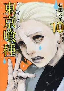 Manga Tokyo Ghoul Volume 10