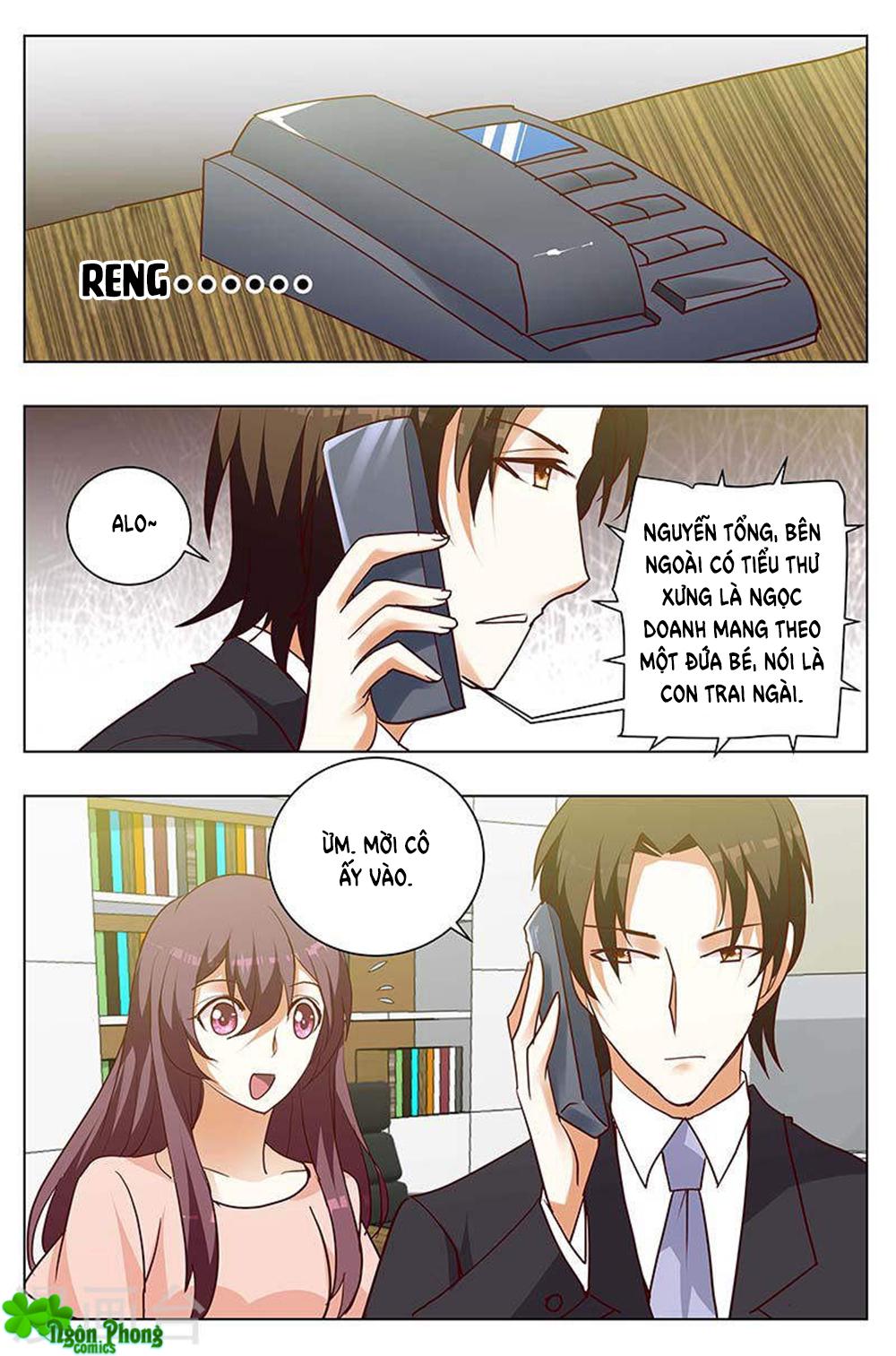 Hào Môn Tiểu Lão Bà Chap 163 - Trang 5