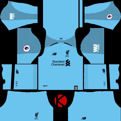 Kit De Liverpool Para Dream League Soccer 2019 ✓ The Galleries of