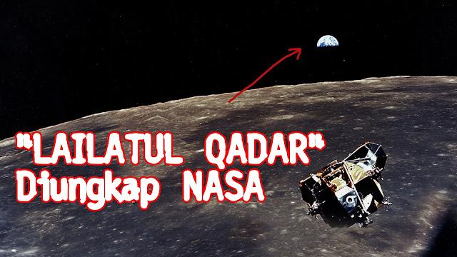 Jauh Sebelum NASA Ungkap Malam Lailatul Qadar, Begini Cara Imam Ghazali Untuk Menandai Agar Bertemu Malam Yg Mulia Ini