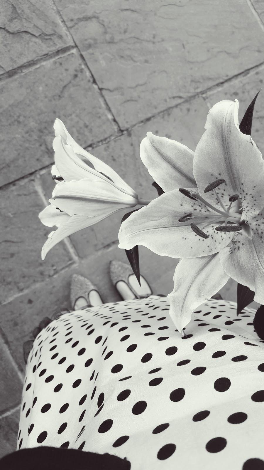 Polka Dots And Flowers: Creative Mondays Blog Hop