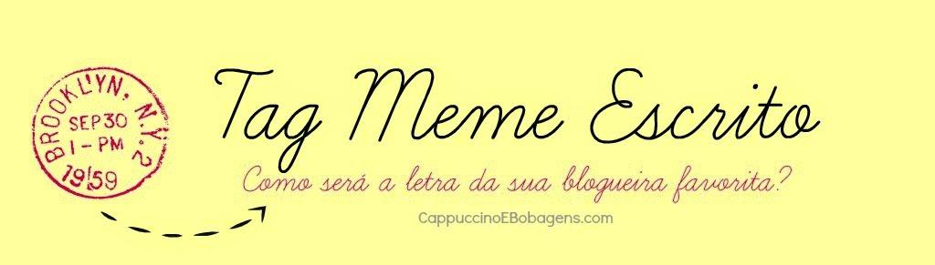 Tag, Meme, Escrito, Marijleite