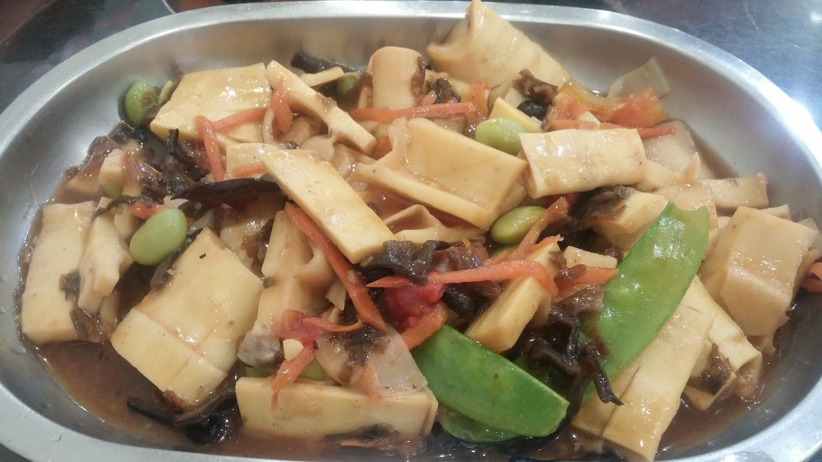 素人料理: [餐廳]新北板橋忠孝路。全慧素食