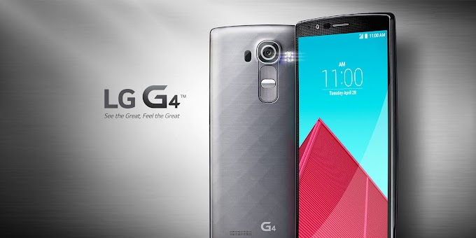 LG G4 officially announced with premium leather design and powerful internals