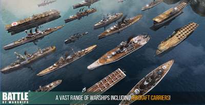 battle of warships mod