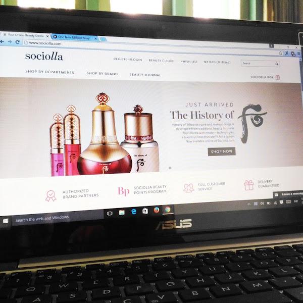 Tips Belanja Kosmetik Diskon di Sociolla
