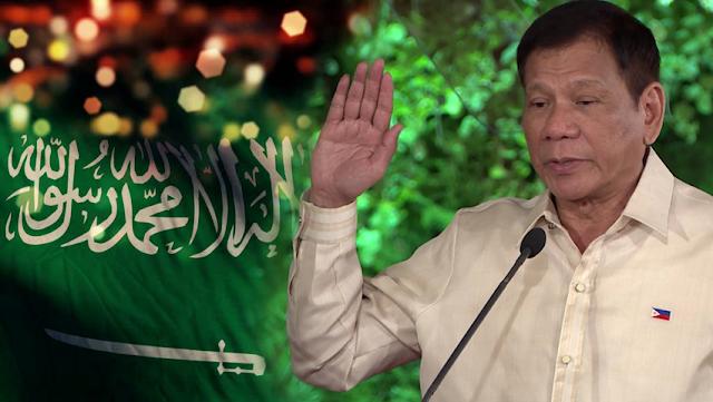 Saudi Consul denies sabotaging Duterte's visit in KSA