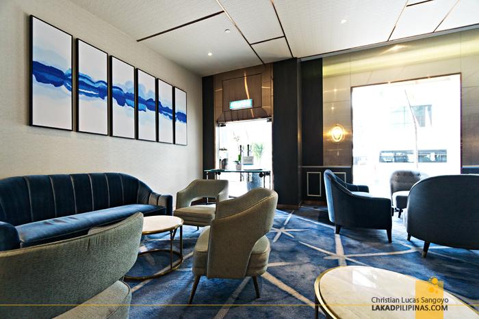 Dorsett Kuala Lumpur Review Lounge