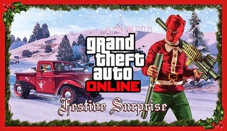 Grand Theft Auto V: Festival Surprise