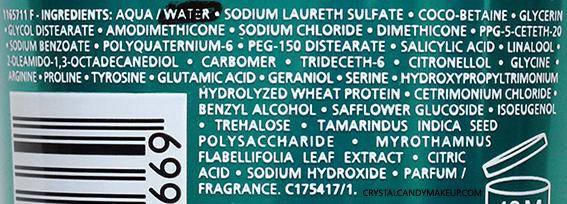 Kérastase Résistance Bain Thérapiste Balm In Shampoo Review Ingredients