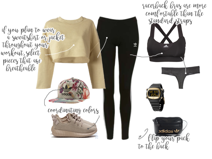 Golden tones with Yeezy and Adidas athletic wear